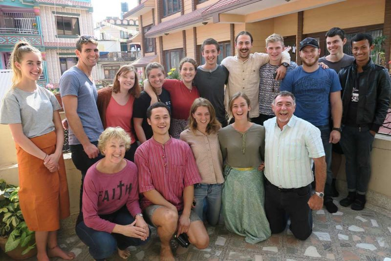 Short-term Mission Team in Nepal
