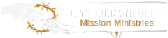 International Mission Ministries Sticky Logo
